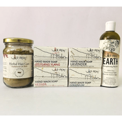 Wild Ideas Soaps and Weekly Hair Care Essentials