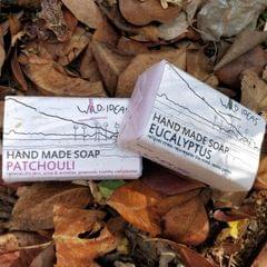 Wild Ideas Soaps Eucalyptus and Patchouli Combo