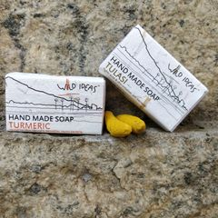 Wild Ideas Soaps Turmeric and Tulasi Combo