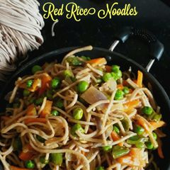 Farm To Home - Red Rice Noodles