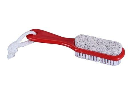 Gubb 2 in 1 Foot Brush With Pumice Stone GUBB-111