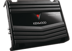 KENWOOD KAC-PS527 2 CHANNEL AMPLIFIER