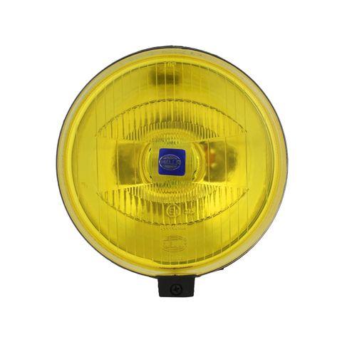 HELLA COMET 500 YELLOW LENS UNIVERSAL DRIVING FOG LAMP (PER PIECE)