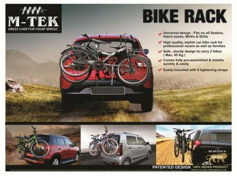 M-TEK BIKE RACK (FOR ALL CARS)