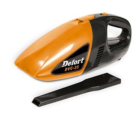 DEFORT DVC-35 35-WATT CAR VACCUM CLEANER