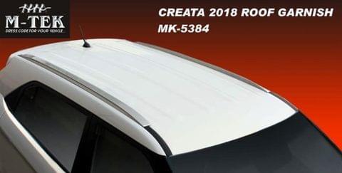 M-TEK ABS ROOF GARNISH | ROOF RAIL | FOR NEW CRETA 2018