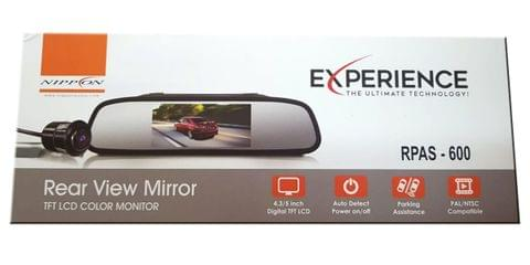 NIPPON REAR VIEW MIRROR - TFT LCD COLOR MONITOR FOR ALL CARS