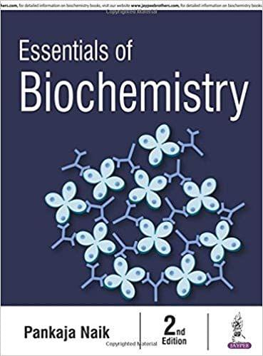 Essentials Of Biochemistry 2nd Edition 2017 By Pankaja Naik