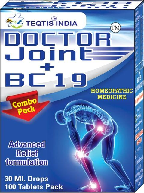 Doctor Joint + BC 19