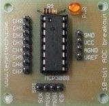 MCP3008 Breakout Board