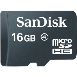 16 GB Sandisk class 4 MicroSD Card Loaded with  OS