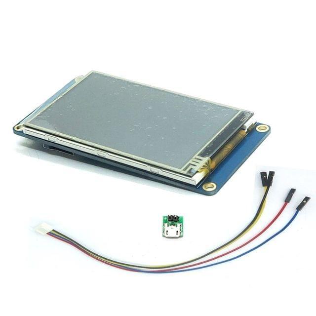"Nextion NX4024T032 - Generic 3.2"" HMI TFT Intelligent LCD Touch Display Module"
