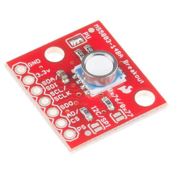 SparkFun Pressure Sensor Breakout - MS5803-14BA
