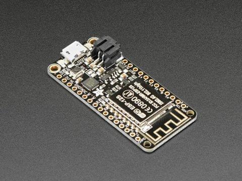 Adafruit Feather HUZZAH with ESP8266 WiFi