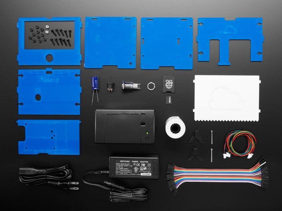 Adafruit IoT Pi Printer Project Pack - v2