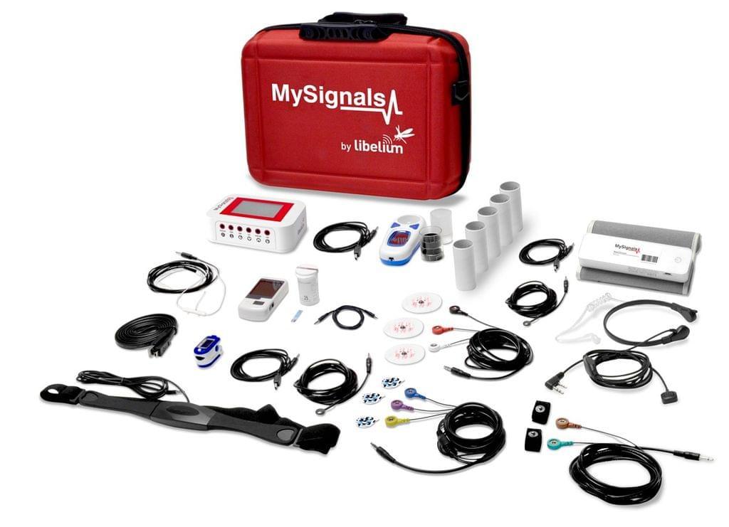 MySignals SW Complete Kit (eHealth Medical Development Platform)