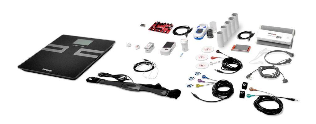 MySignals HW BLE Complete Kit (eHealth Medical Development Platform for Arduino)