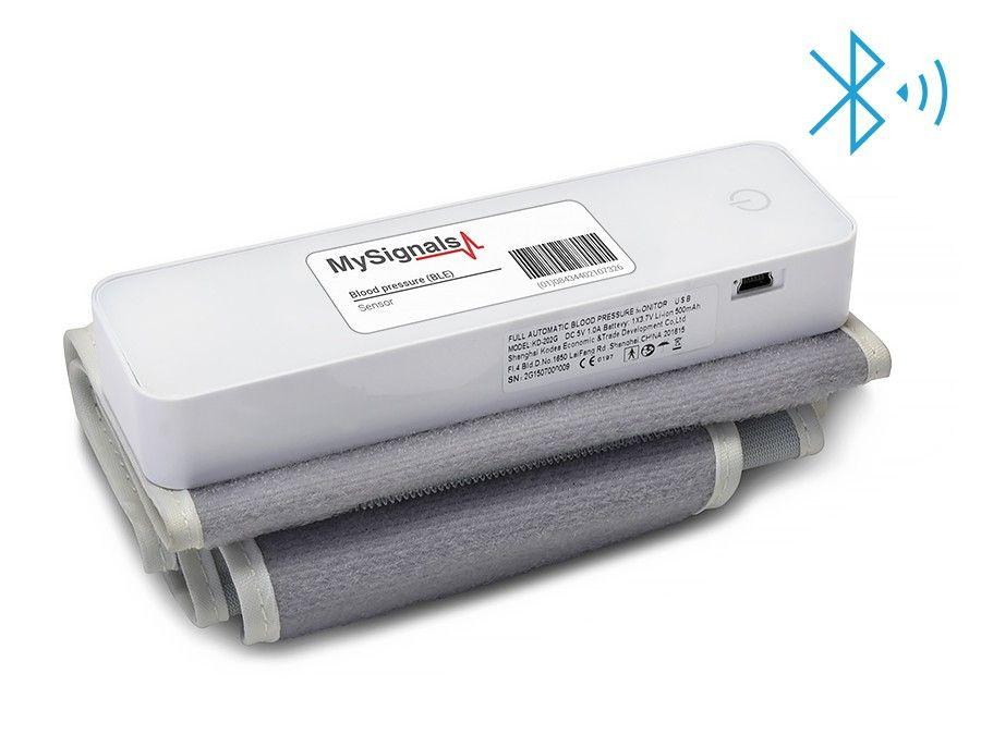 Blood Pressure BLE Sensor PRO for MySignals (eHealth Medical Development Platform)