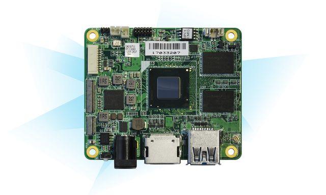 UP Core 4GB + 32GB eMMC memory