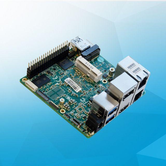 UP Squared Celeron Duo Core 4GB memory/32GB eMMC