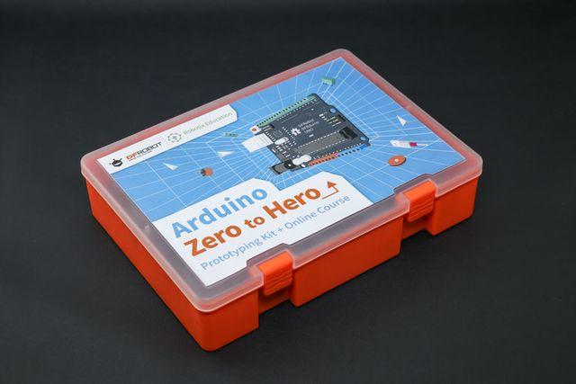 Arduino Zero to Hero Kit(Pre-order)