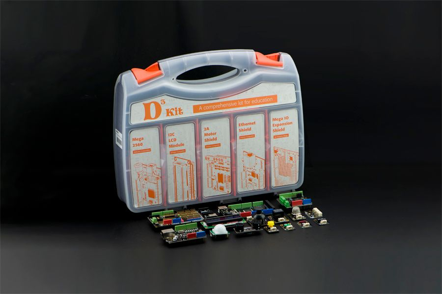 Gravity: D3 Kit - A Comprehensive Kit for Education