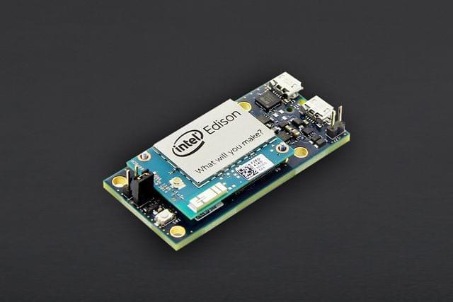 Intel® Edison Breakout Kit