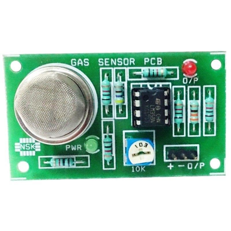 Smoke/Gas Sensor MQ - 2,4,5