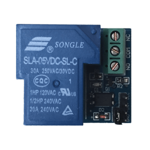 5 v 30 a type C (complete) optical coupling isolation relay module