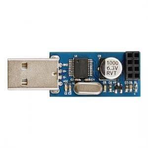 USB to ESP8266 WIFI module pinboard Mobile computer wireless communication MCU