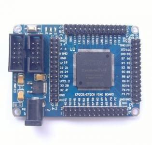 ALTERA FPGA Cyslonell EP2C5T144 Minimum System Learning Board Development