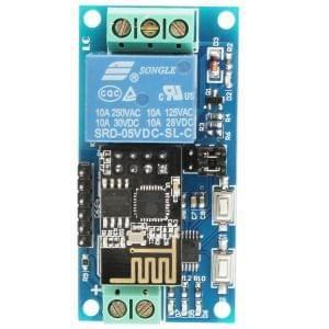 5V ESP8266 WiFi Relay IoT smart home Cellp hone APP teleswitch