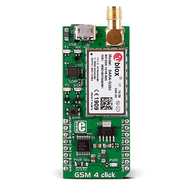 GSM 4 click