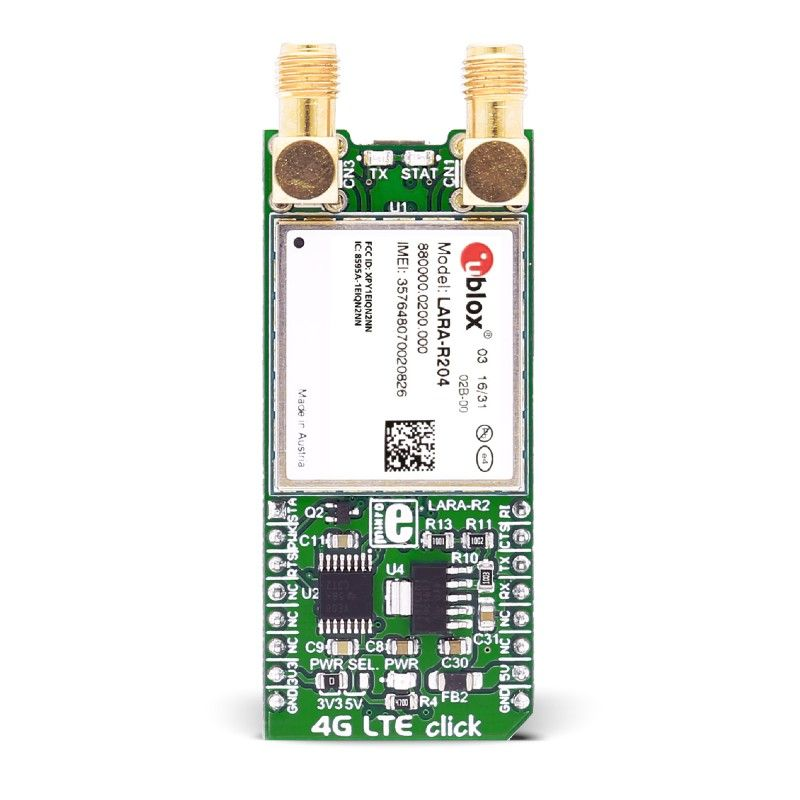 4G LTE-NA click (North America)
