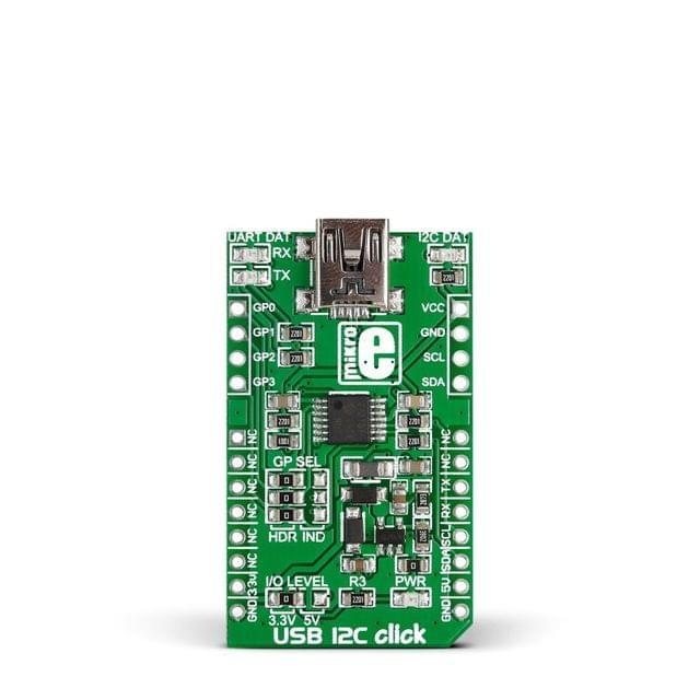 USB I2C click
