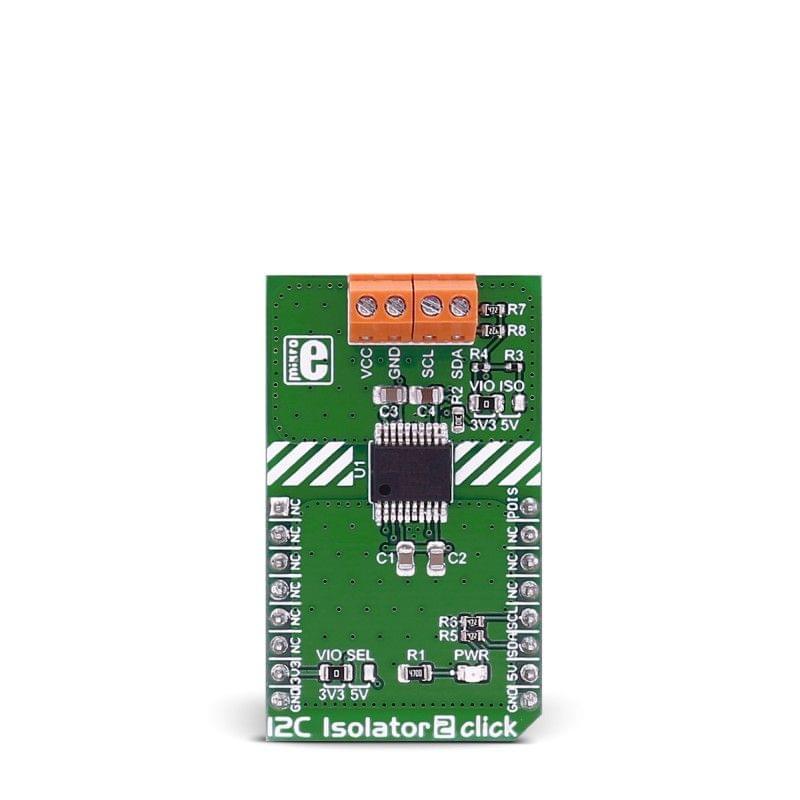 I2C Isolator 2 click