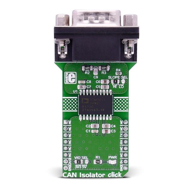 CAN Isolator click