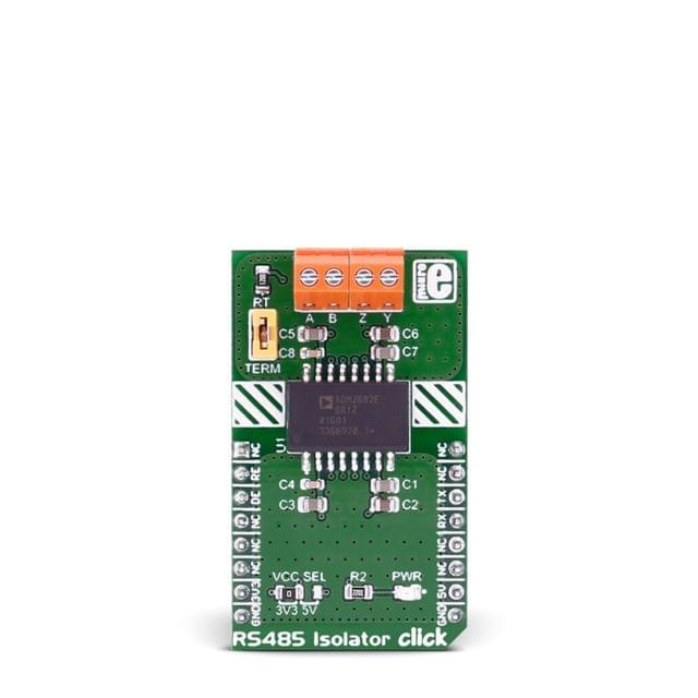 RS485 Isolator click