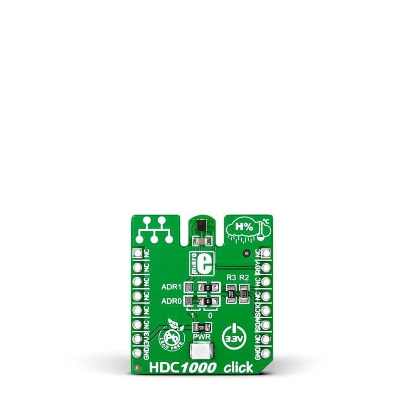 HDC1000 click
