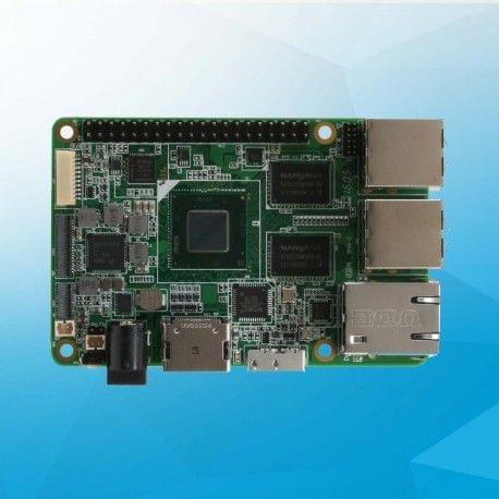 UP board 4GB RAM+ 32 GB eMMC