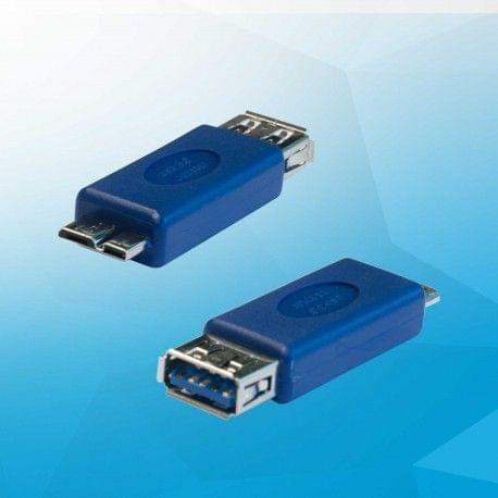 USB3.0 Adapter Micro B male to A female