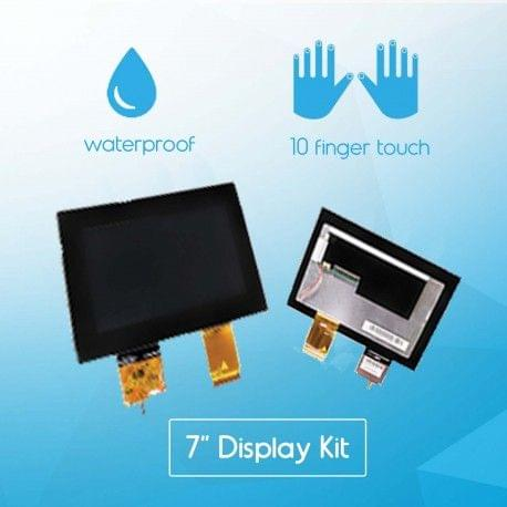 LCD Touchscreen display kit 7''
