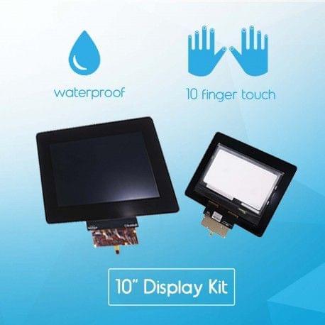 "LCD Touchscreen display kit 10"""