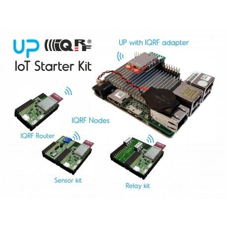 UP-IQRF IoT Starter Kit