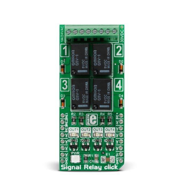 Signal Relay click