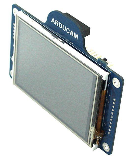 Arducam LF Shield V2 + Camera Module + 3.2 Inch LCD for Arduino UNO Mega2560 DUE