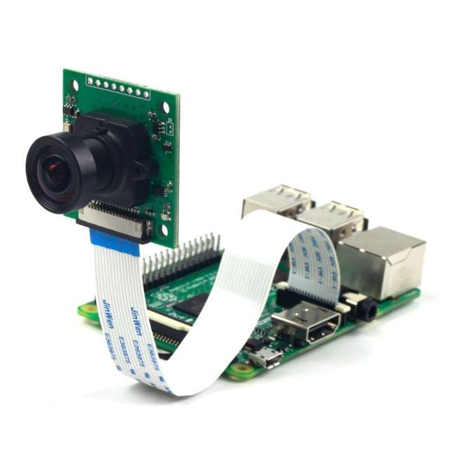 Arducam NOIR 8 MP Sony IMX219 camera module with M12 lens LS1820 for Raspberry Pi