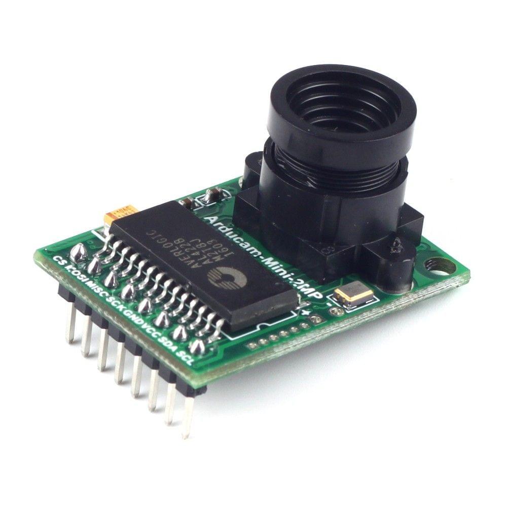Arducam 2MP Camera WIFI Evaluation Kit with Mini Camera Shield with OV2640 2 Megapixels Lens and ESP8266 Nano V2 Board
