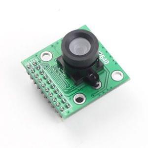 2Mp Megapixel OV2640 CMOS 1/4 inch Camera Module with HX-27227 M12 Mount lens