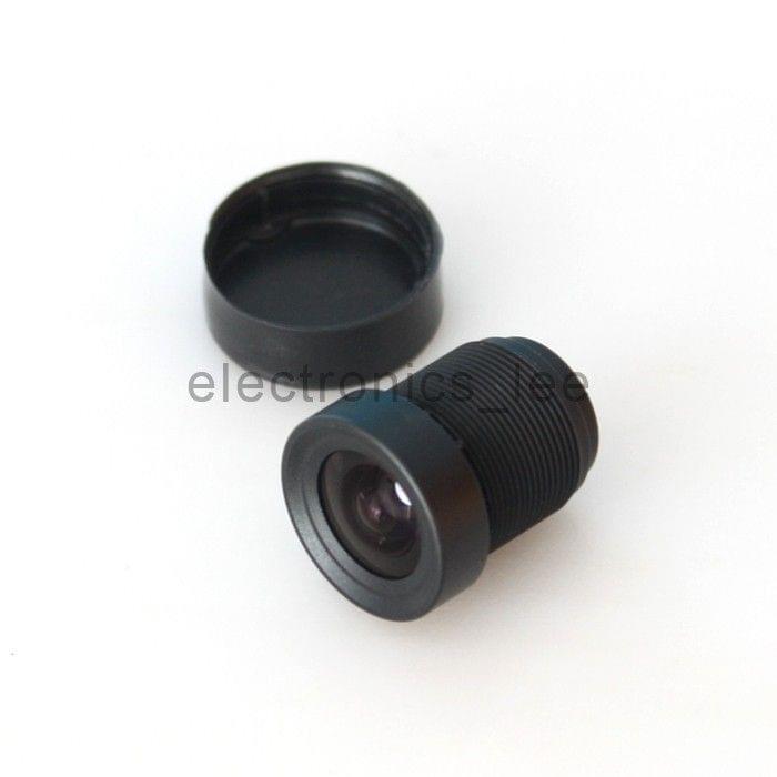 "1/2.7"" M12 Mount 4mm Focal length Camera Lens LS-27227 for Raspberry Pi"
